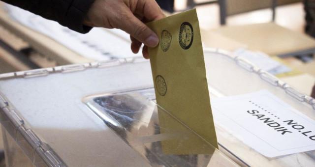 Gümüşhane'de Gözler Seçim Kurullarında