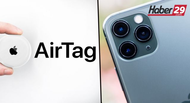 Apple AirTags geliyor!