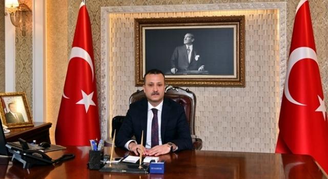 Gümüşhane Valisi Kamuran TAŞBİLEK' in Ramazan Bayramı Kutlama Mesajı