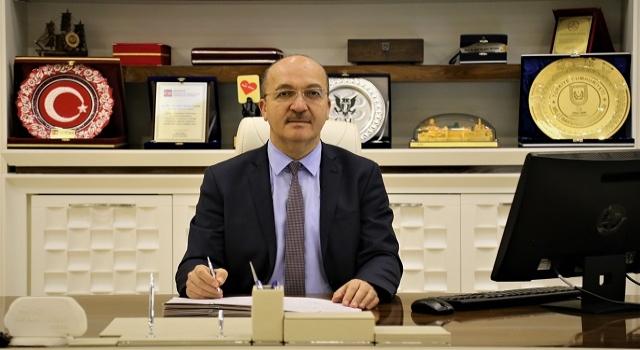 Rektör Prof. Dr. Halil İbrahim Zeybek, Ramazan Bayramı Mesajı