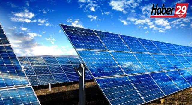 Güneş Enerji Santrali için Herşey Hazır