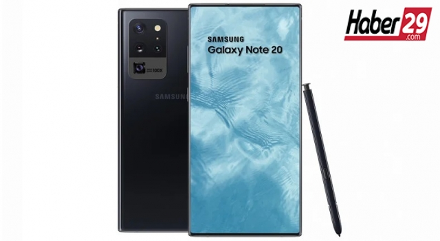 Samsung, Galaxy Note20 Serisi Yalnızca İki Modelle Gelebilir