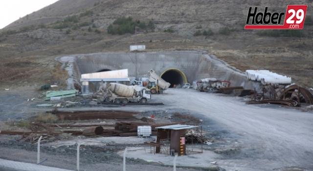 Vauk Tüneli'nde çalışmalar sürüyor