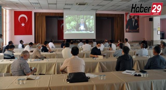 2019-2020 Yıl Sonu Okul Müdürleri Değerlendirme Toplantısı Yapıldı