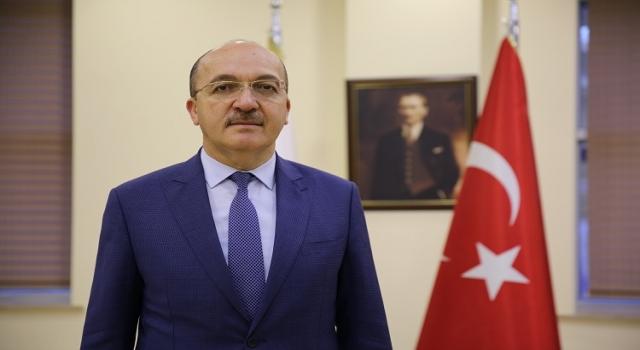 Rektör Prof. Dr. Halil İbrahim Zeybek, Taziye Mesajı