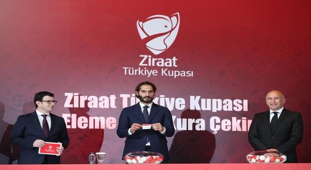 Ziraat Türkiye Kupasında Gümüşhanesporun Rakibi Belli Oldu.