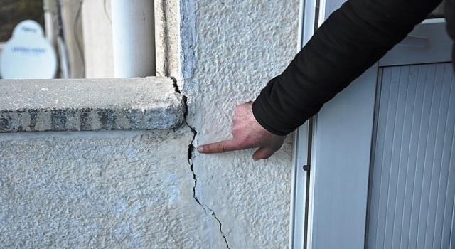Depremden Etkilenen Bir Ev Tahliye Edilecek