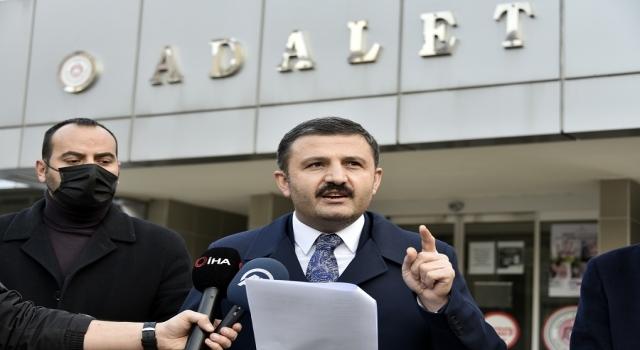 AK Parti Gümüşhane teşkilatından suç duyurusu