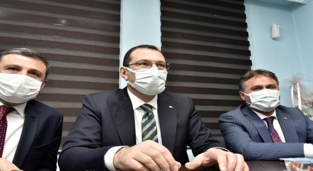 """AK Parti Genel Başkan Yardımcısı Yavuz: """"Bu CHP'den Türkiye'ye hayır gelmez"""""""