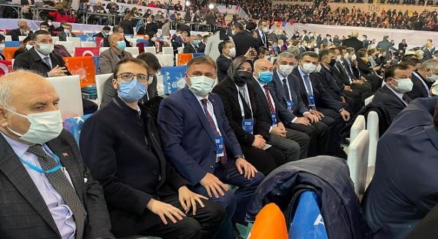 Başkan Çimen, AK Parti kongresini değerlendi