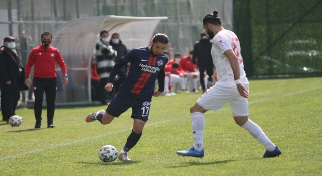 Gümüş Trabzon'dan puansız dönüyor: 1-4