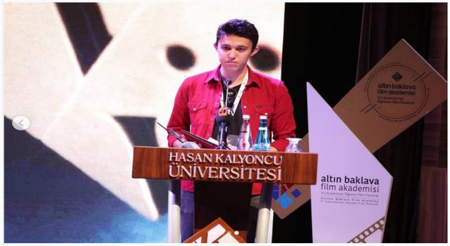 İletişim Fakültesi'ne Üçüncülük Ödülü