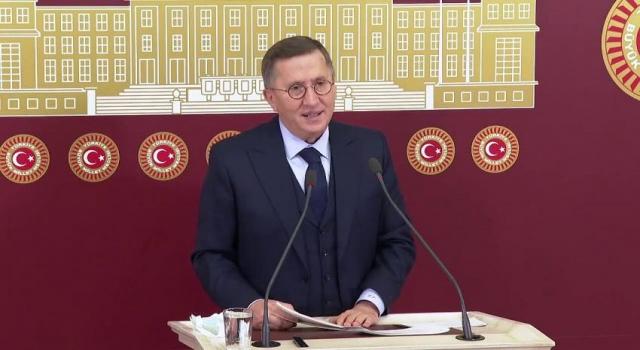 Milletvekili Lütfü Türkkan, Gümüşhane'nin Sorunlarının Çözülmesini İstedi!
