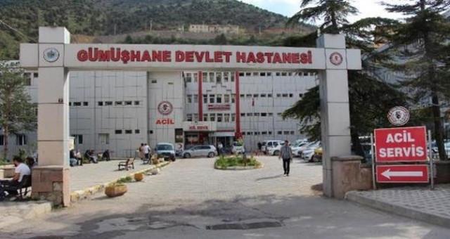Gümüşhane Devlet Hastanesine beş uzman doktor atandı
