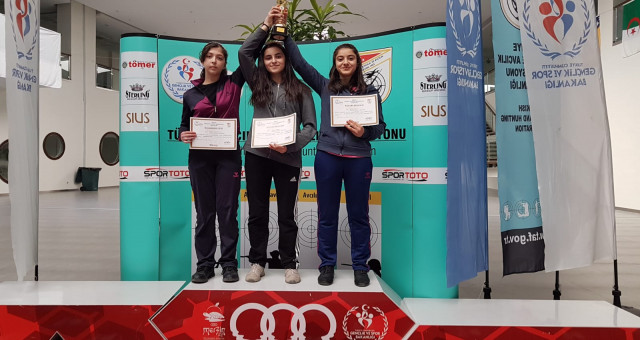 Havalı Silahlar Türkiye Kupası Atıcılıkta Yeni Şampiyon Yüzler