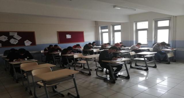 İl Milli Eğitim Müdürlüğünden Büyük Prova Sınavı