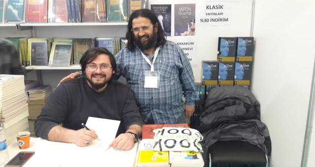 Gazeteci Yazar Serhat DOĞAN'a İmza Gününde Büyük İlgi