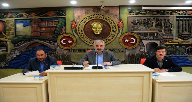 Gümüşhane İl Genel Meclisi'nin bütçe maratonu devam ediyor