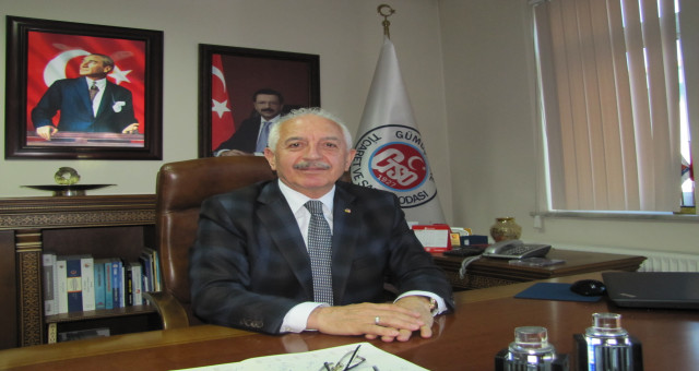GTSO Başkanı İsmail Akçay'dan Ramazan Bayramı mesajı