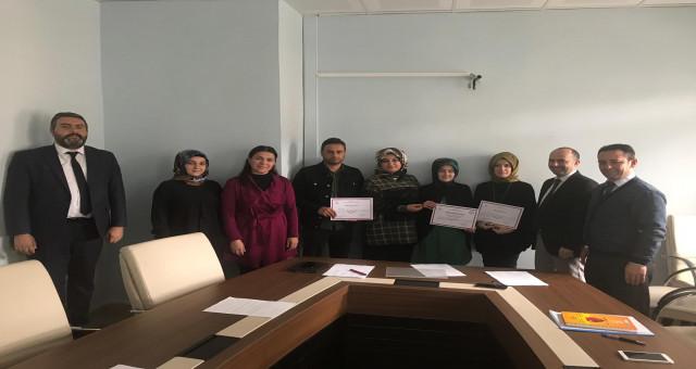 Gümüşhane Evde Sağlık Hizmetleri Merkezi Koordinasyon Toplantısı Yapıldı