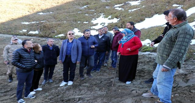 Yayla sakinleri 'Dipsiz Göl'ün kapatılmasını istedi