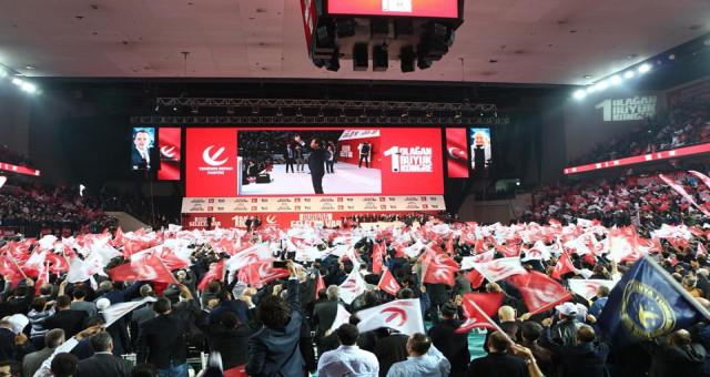 Yeniden Refah Partisi Gümüşhane İl Başkanı Ziya Nas 1. Olağan Büyük Kongreyi değerlendirdi