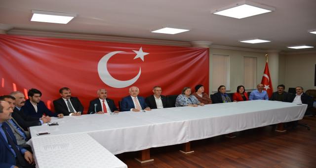Gümüşhane TSO ve STK'lardan Barış Pınarı Harekatı'na Tam Destek