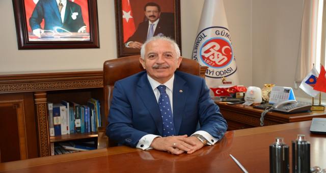 GTSO Başkanı İsmail Akçay'dan Engeliler Günü mesajı