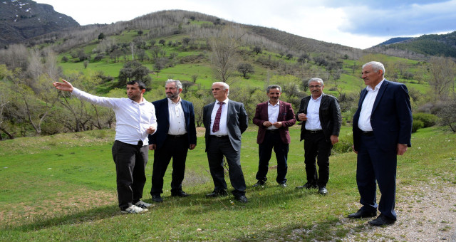 Gümüşhane İl Genel Meclisi üyelerinin köy ziyaretleri başladı
