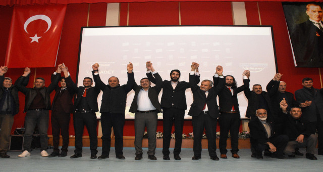 Saadet Partisi Gümüşhane Aday Tanıtım Toplantısı Yapıldı