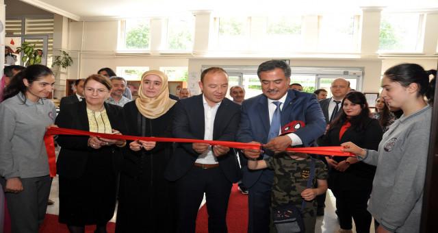 Hayme Ana Mesleki ve Teknik Anadolu Lisesi 4006 TÜBİTAK Bilim Fuarı gerçekleşti