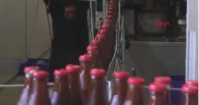 Gümüşhane Kuşburnu Suyu Fabrikası, 8 Yıl Sonra Üretime Başladı