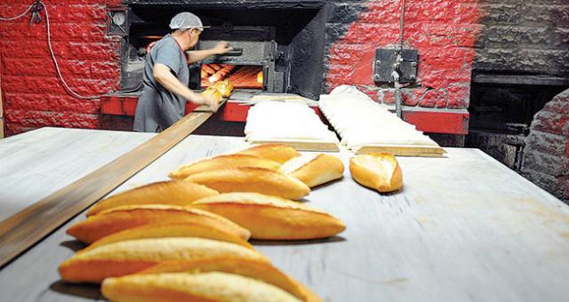 Gümüşhane'de ekmeğe zam yapıldı