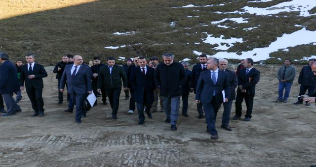 Çevre ve Şehircilik Bakanlığı 'Dipsiz Göl' için 4 maddelik eylem planını açıkladı
