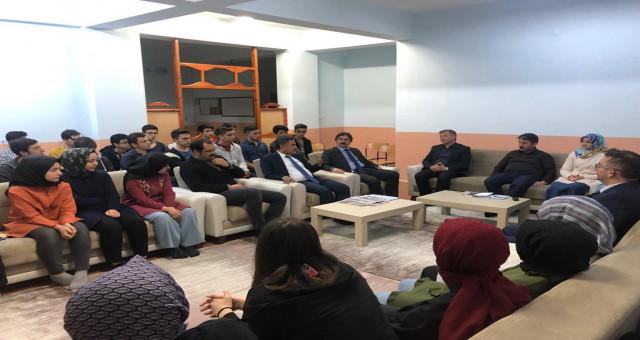 Türk Telekom Fen Lisesi geleneksel tarih sohbetleri devam ediyor