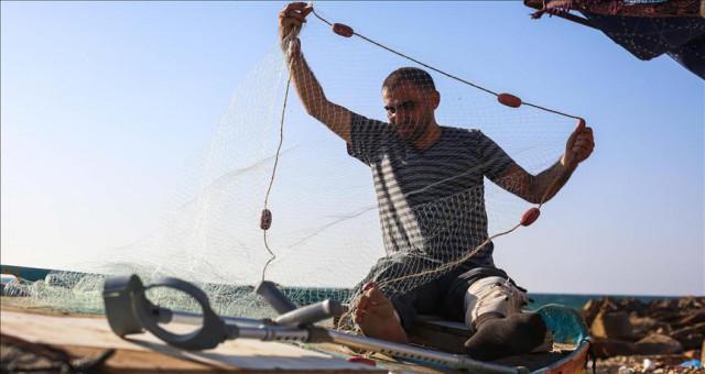 Gümüşhane'de kaçak avlanan balıkçılara 4 bin 320 lira ceza kesildi
