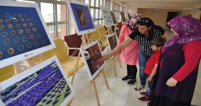 ''Tarım ve İnsan'' konulu fotoğraf sergisi açıldı