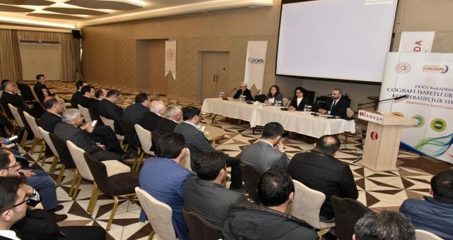 'Coğrafi İşaretli Ürünlerde Kooperatifçilik Stratejisi' Toplantısı Yapıldı