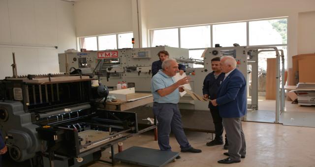 Gümüşhane İŞGEM sektör ihtiyaçlarını karşılayacak kapasitede