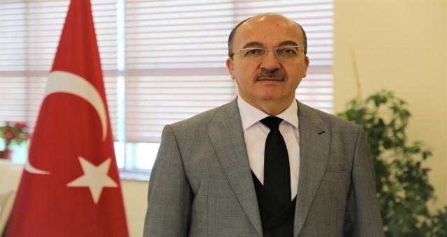 Rektör Zeybek'ten Kıbrıs Barış Harekâtı açıklaması