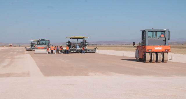 Bayburt- Gümüşhane Havalimanı 2020'de tamamlanacak