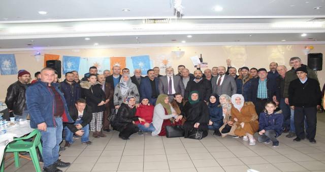 AK Parti Torul'da Danışma Meclisi Toplantısı Gerçekleşti