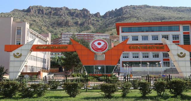 Gümüşhane Üniversitesi Dil Eğitimleri Başladı