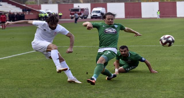 TFF 2. Lig: Gümüşhanespor: 2 - Kırklarelispor: 1