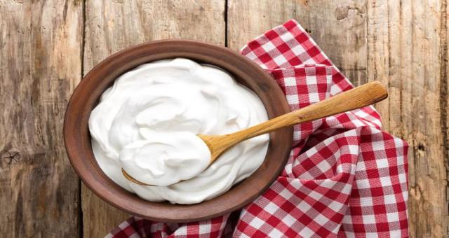 Bel çevresi yağlardan kurtulmak için yoğurt tüketin