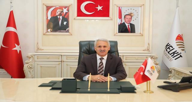 Kelkit Belediye Başkanı Aziz Nas'ın 30 Ağustos Zafer Bayramı Mesajı