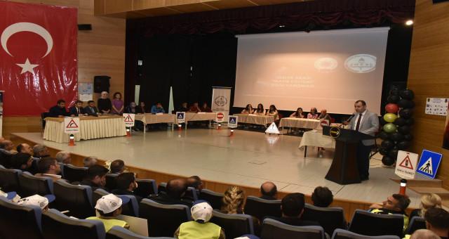 Gümüşhane'de Karayolu Trafik Haftası kutlamaları başladı