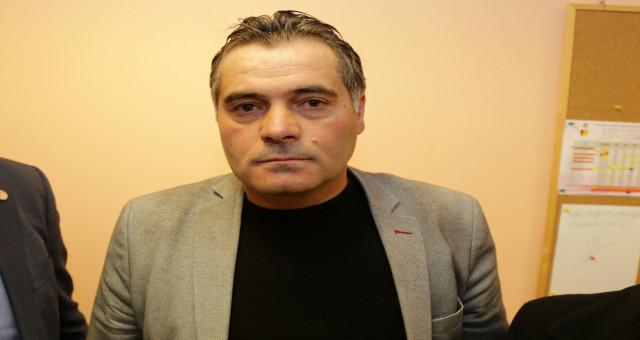 Gümüşhanespor'un yeni başkanı Tolga Köprülü oldu