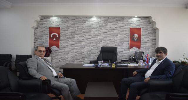 TORUL BAŞKANI ÖZDEMİR'DEN ÖĞRETMENLERE ZİYARET