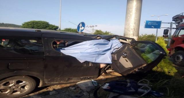 Kazada ağır yaralanmıştı, 35 gün sonra yaşam mücadelesini kaybetti